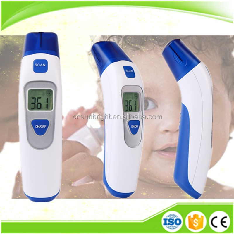 Top Quality Dual Mode Infrared Forehead Thermometer