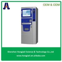 multifunction bill payment kiosk cash acceptor kiosk
