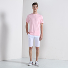 Wholesale high quality summer comfortable mens bulk blank t-shirts
