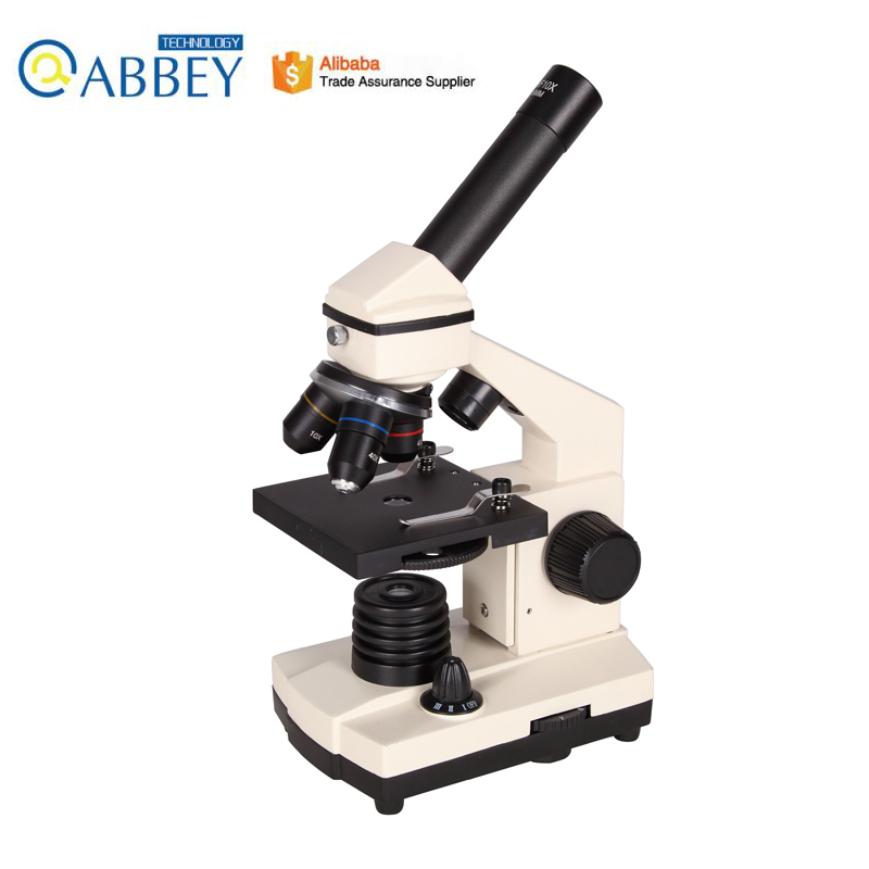 AZXSP-42 a LED ring light high quality Monocular Biological Microscope