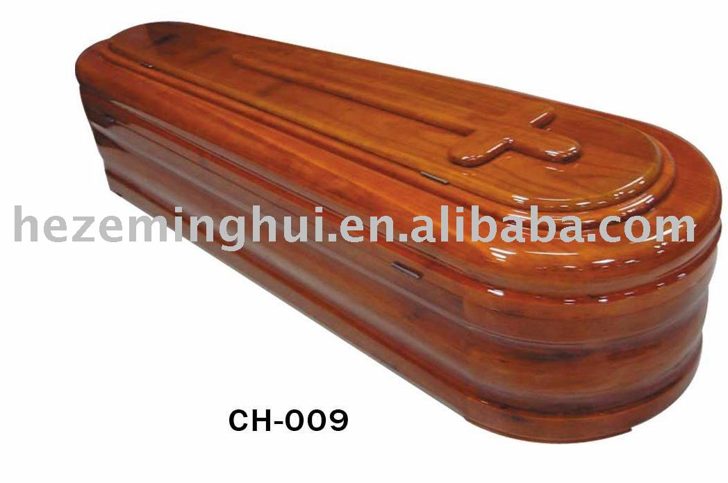 Wood Coffin(CH-009)