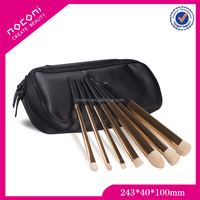 New Professional promotional 7pcs cosmetic brush set
