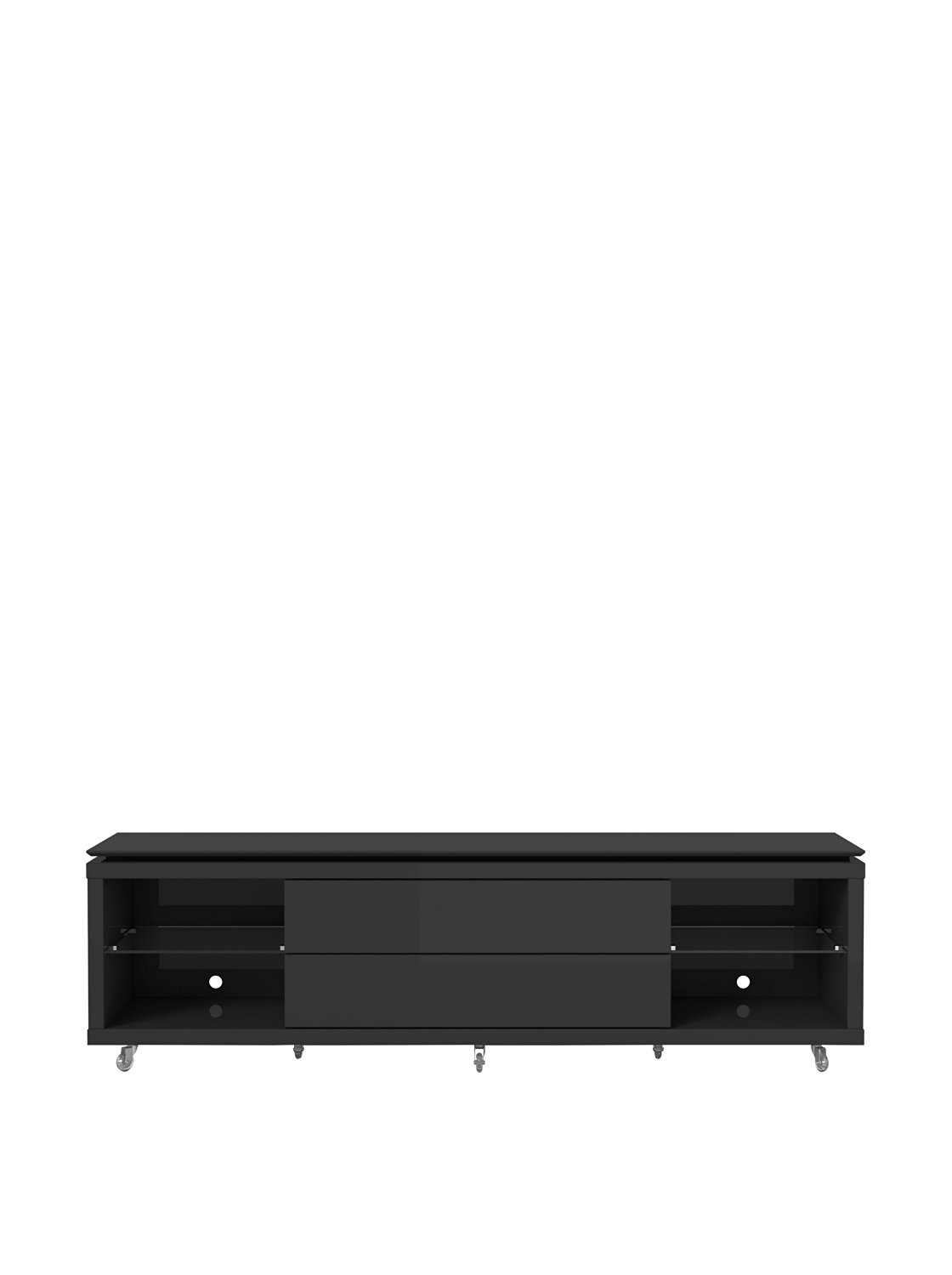 Buy Manhattan Comfort Lincoln 1 9 Series 77 Quot Tv Stand In Black