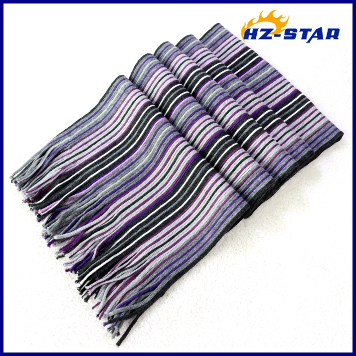 HZW-12002003 New Collection Acrylic Women Shawl 2018 trendy scarf