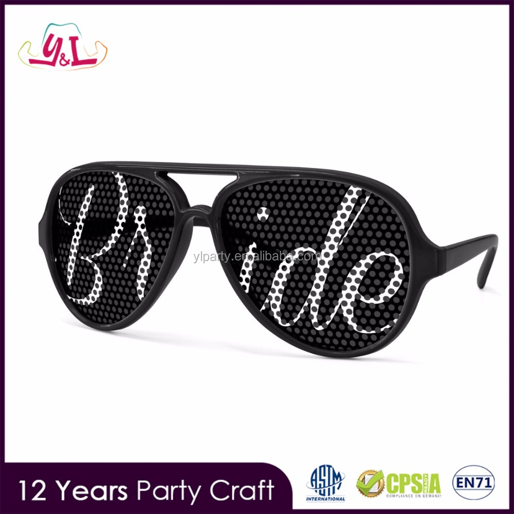 Pinhole Sun Glasses 2017 Women For Center Pieces Wedding Decorations