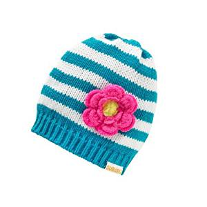 Get Quotations · Genuine Subaru Girls Flower Beanie Hat Impreza STI WRX  Racing Ski Snow NEW Cute 396ae872918d