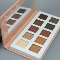 new fashion mix-colors eyeshadow pallets custom design accept
