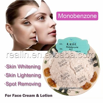 Cosmetics Ingredient 99% Monobenzone Powder for Cream and Ointment