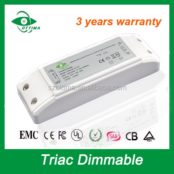 Wholesale 100W 2300mA constant current triac dimmable led driver