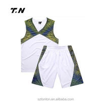 Custom men reversible wholesale basketball jerseys