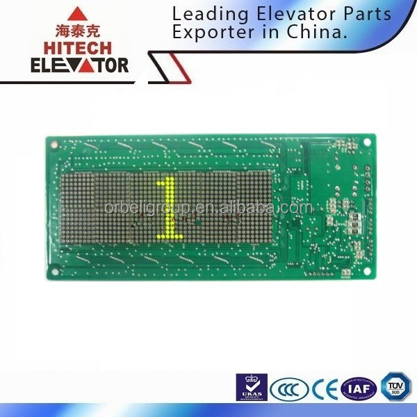 Escalator fault display board for AS330 escalator driving controller/elevator parts