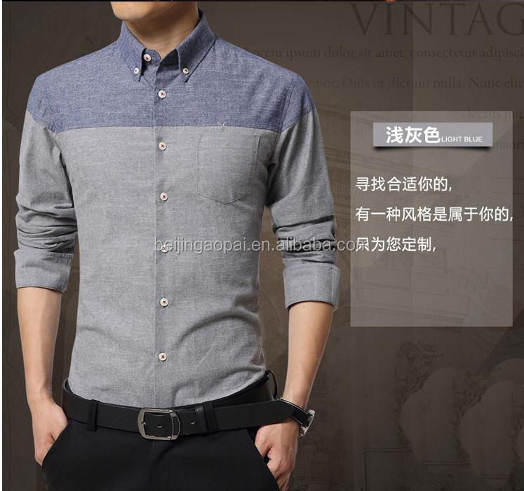 efb3fe8d969 Wholsale stitching mens casual slim fit latest design of half shirt for men