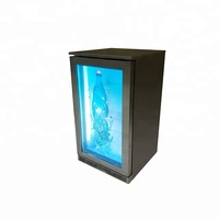Transparent TLCD Commercial Refrigerator
