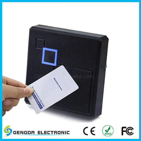 Widely use hotel key card reader for door lock access for Design hotel wiegand