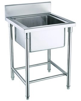 Various Design Pressing Board commercial kitchen stainless steel sink