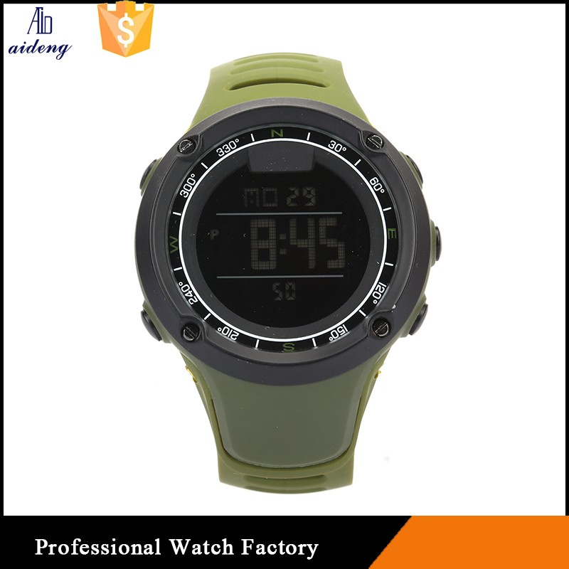Multi-function Digital Watches Customize Logo Best Digital Sports Watch