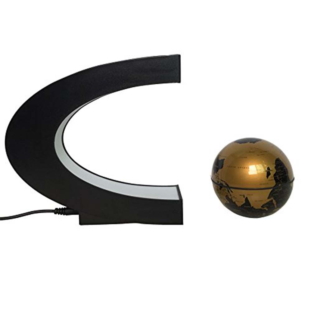 Floating Globe with LED Lights 3