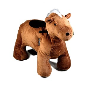 Animal rides toy horse electric riding animal toy for kids