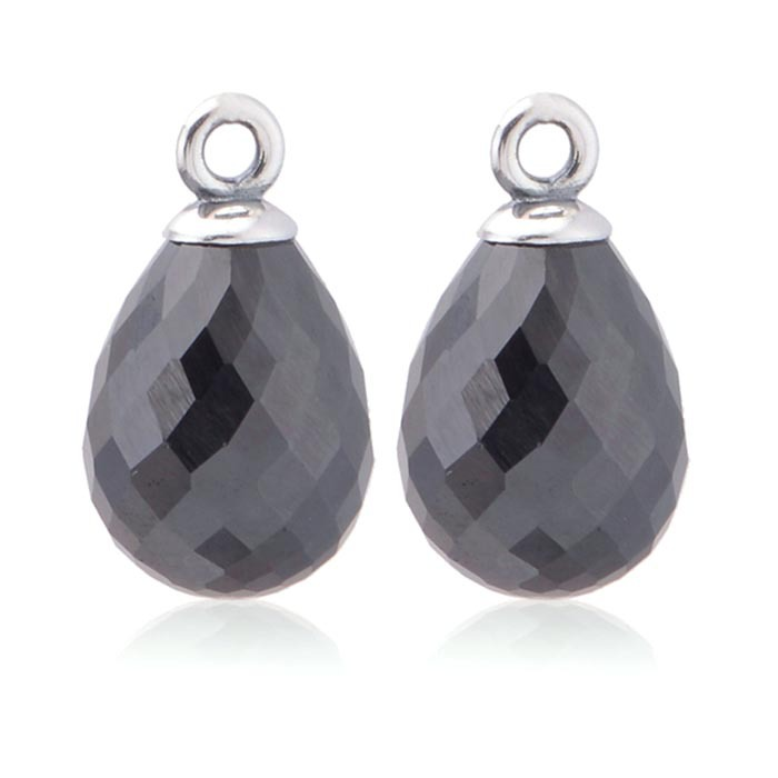 b137be262 Get Quotations · Original 925 Sterling Silver Drop Earrings with Murano  Glass DIY Making 2015 New Jewelry For Women