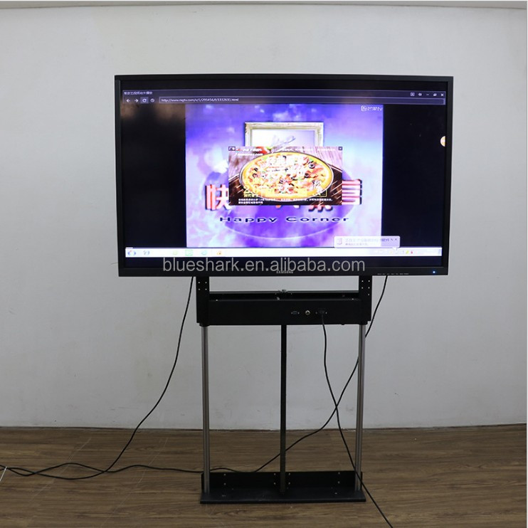 Remote automatische stand Gemotoriseerde Pop Up TV Lift