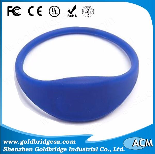 customized silicone smart wristband