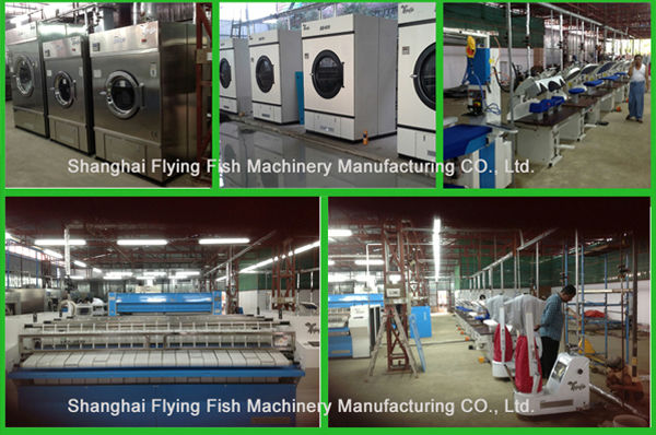 good hot Industrial used commercial laundry washing machine