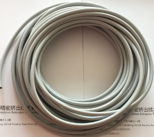 ISO13485 certificate medical plastic PU tubing for blood pressure monitor