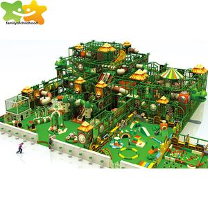 Biggest manufacture indoor maze naughty playground kids indoor play for sale