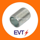 All Threaded Steel Galvanized Electrical Conduit Nipple