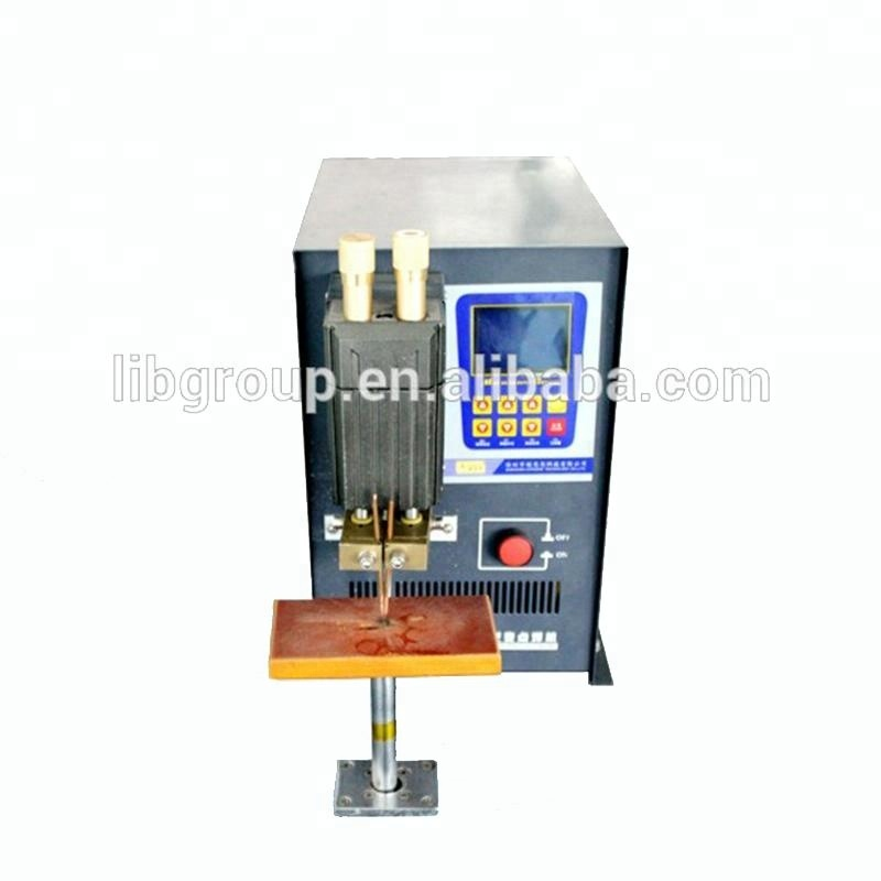 18650/26650/32650 cylinder battery single point welding machine for battery tabs welding