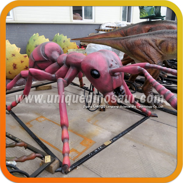 Moving Playground Decorations Plastic Insects Toys
