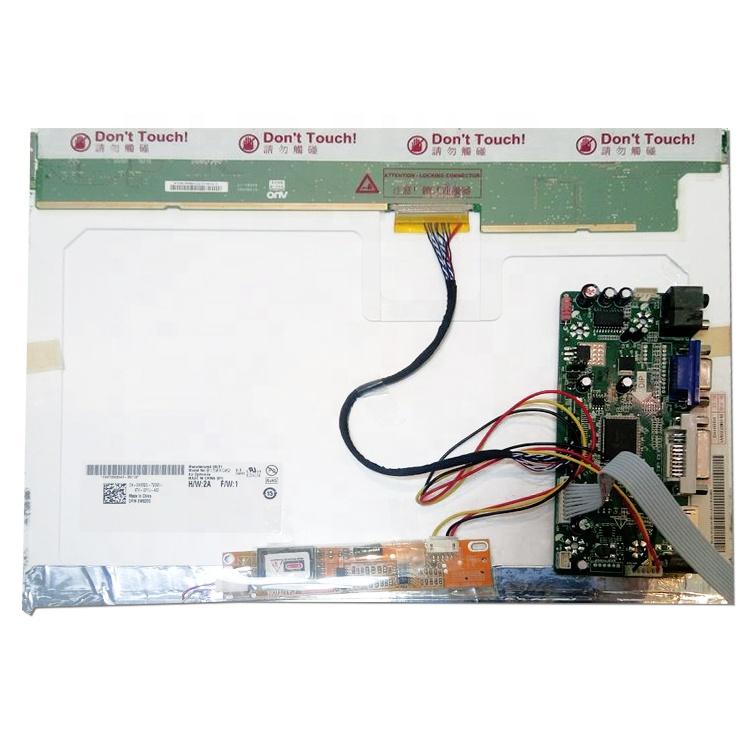Nt68676 Hdmi + Dvi + Vga Controller Board Monitor Kit For 13.3 1366x768 N133bge-l41 Led Panel Convenience Goods