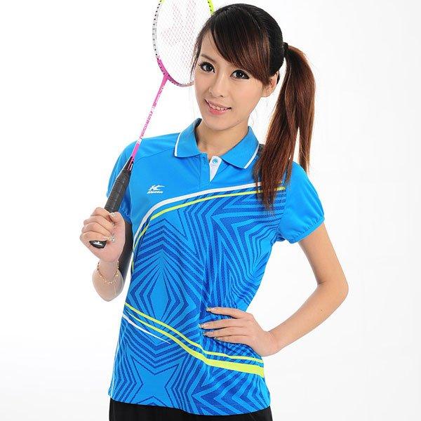 Get Quotations · Badminton t,shirt badminton short,sleeve,tournament T, shirt,women