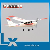 Cessna simple mini rc airplane for beginners