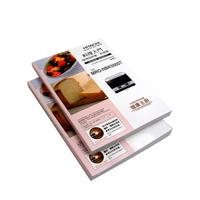 Cheap Custom Services Paperback Cook Book Printing