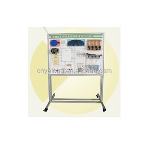 Electronic training kit/intelligent anti-theft system teaching board training equipment/training bench