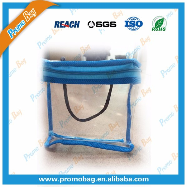 PVC Gift Bag For Small Item Packing