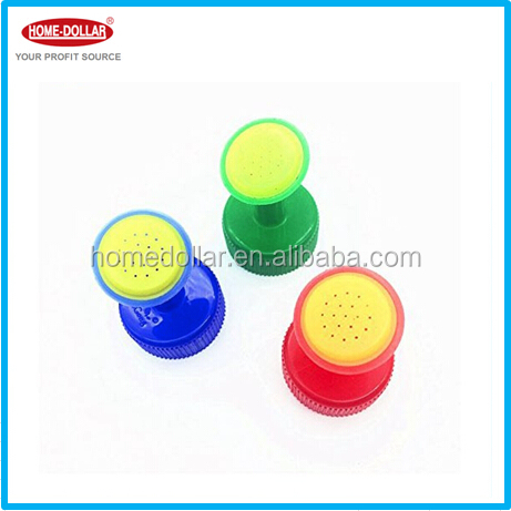 Bottle Cap Sprinkler Plastic Sprinkler Head Watering Mist Nozzle