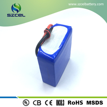 30C high discharge battery LiCoO2 rechargeable li-polymer battery for motors