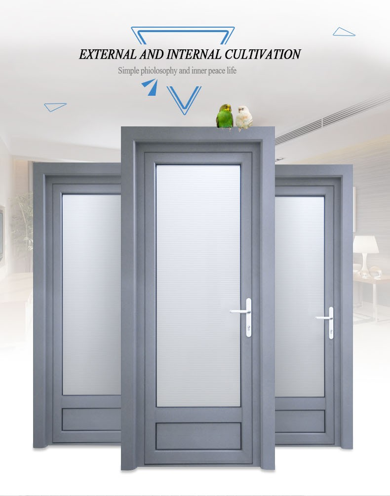Modern Aluminium Bathroom Doors And Window Aluminum Frame ...