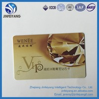 Super quality best sell hair and spa vip pvc magnetic card