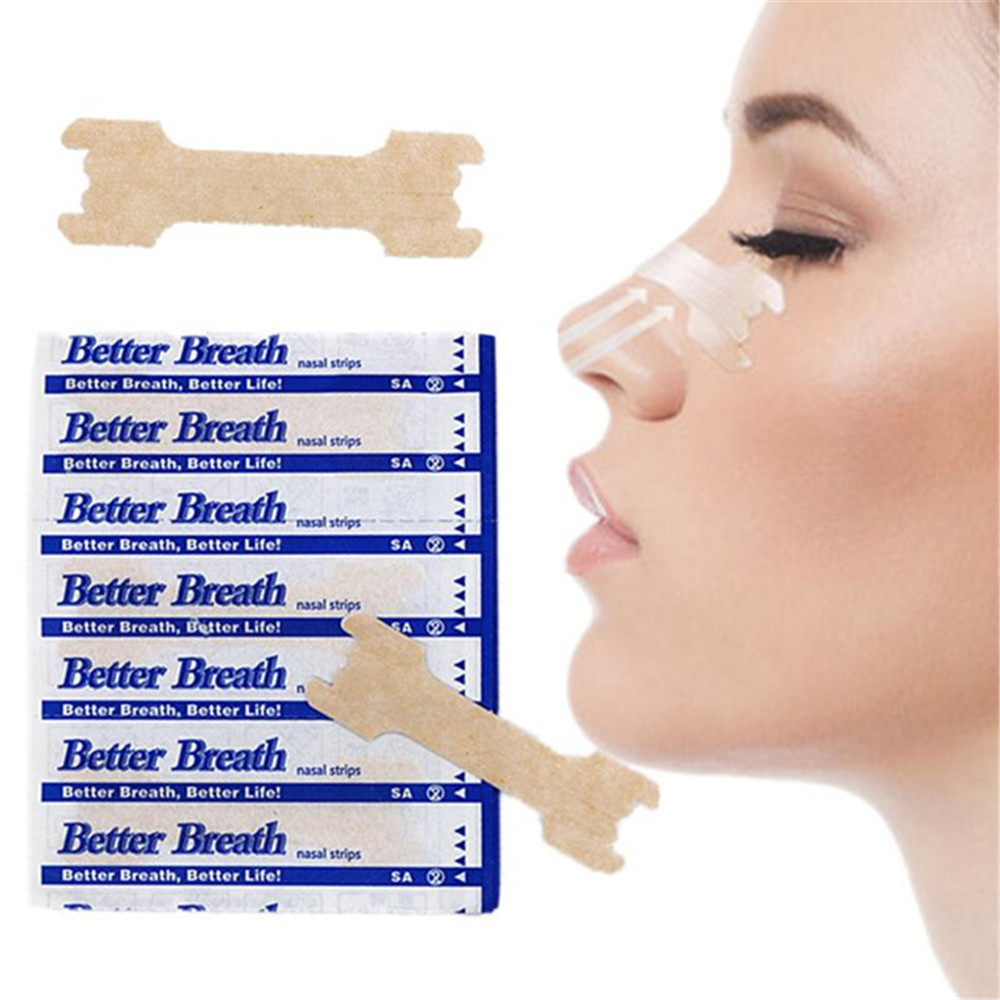 Anti Snoring Nasal Strip Tips To Stop Snoring Breath Right