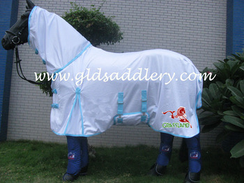 Summer Mesh Combo Horse Rug Fly Sheet Insect