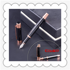 New high quality metal fountain pen for business gift