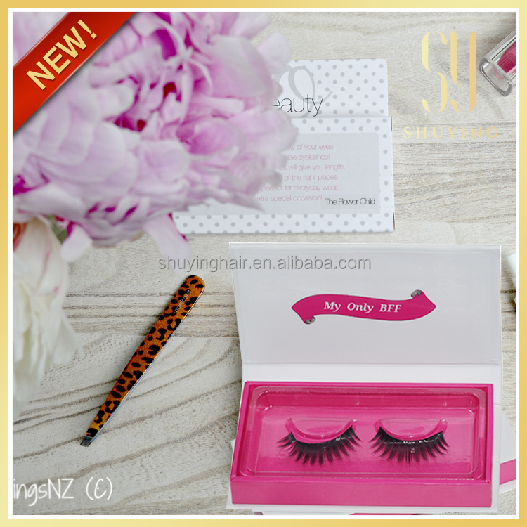 Professional eyelash packaging box
