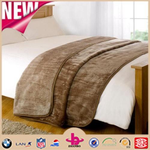 200 x 240 cm groot formaat zeer warm couvertures super zachte flanellen stof mink faux bont. Black Bedroom Furniture Sets. Home Design Ideas