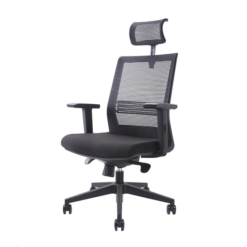 High Back Adjustable Office Recliner Executive Chair - Buy Luxury Wooden  Executive Office Chair,Luxury Reclining Office Chair,Net Back Office Chair  ...