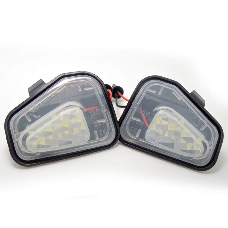 vw passat mirror light