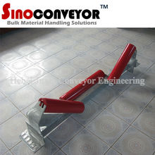 Machine parts Newly developed belt carrying roller