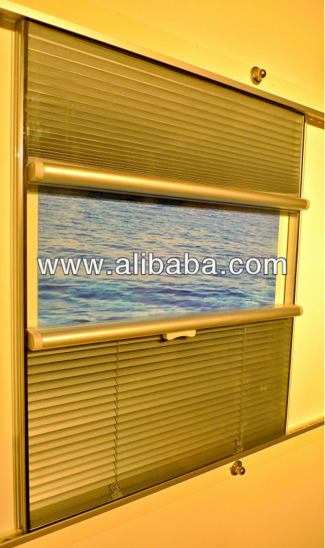 CORDLESS MAGNETIC MAKSAN BLINDS SYSTEMS